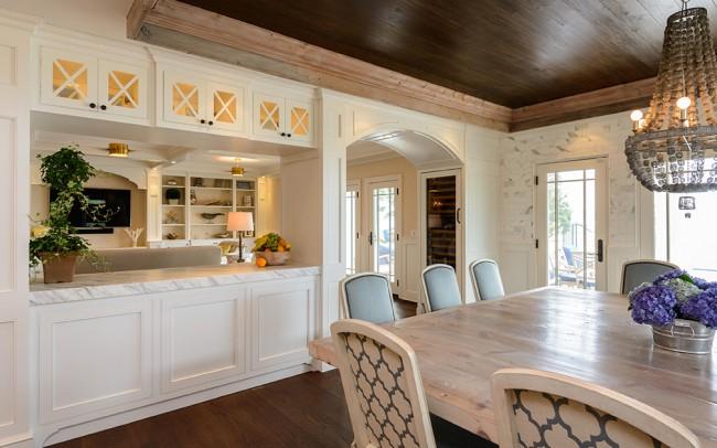 Coastal Kitchen - Heather Ryder Design
