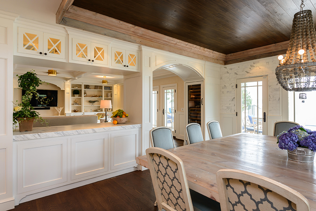 Coastal Kitchen - Heather Ryder Design