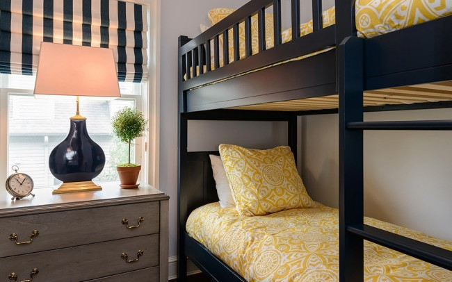 Coastal Bunk Bed - Heather Ryder Design