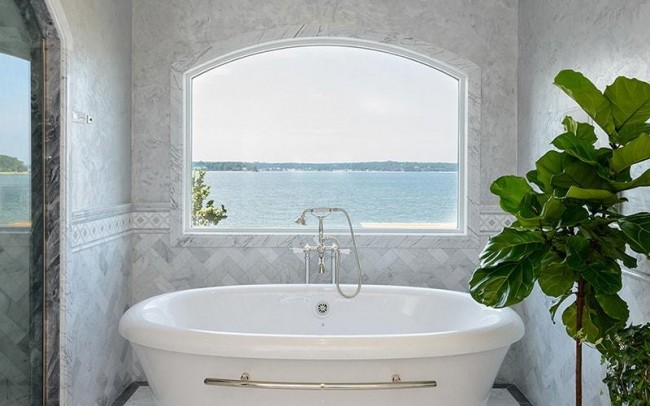 Coastal Bathroom - Heather Ryder Design