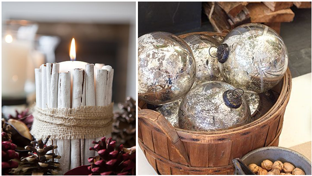 Heather Ryder Design - DYI Holiday Accessories via Southern Living