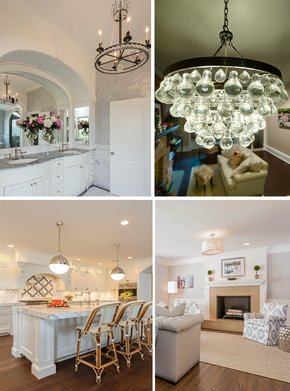 Lighting Design  Connecticut - Heather Ryder Design