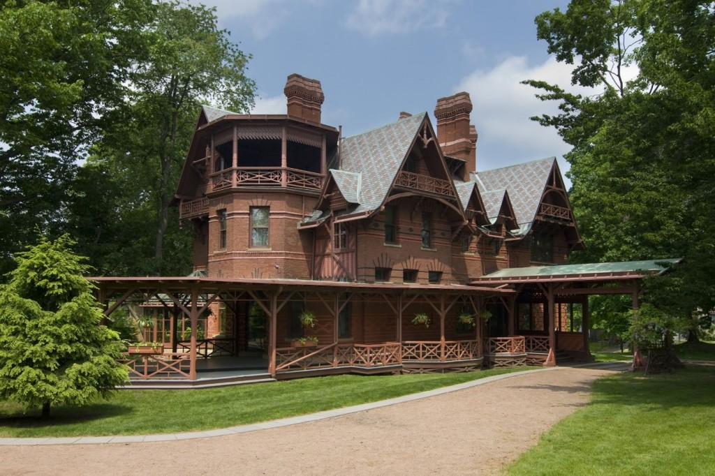Mark Twain House - Heather Ryder Design