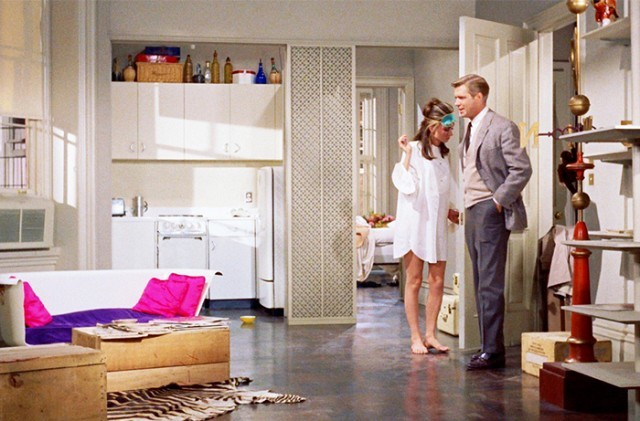 Holly Golightly's Apartment - Heather Ryder Design