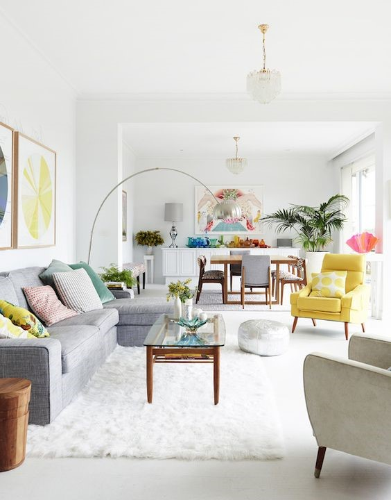 Heather Ryder Design - Colorful Interior