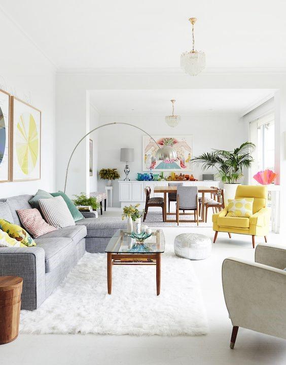 Heather Ryder Design - Colorful Interior