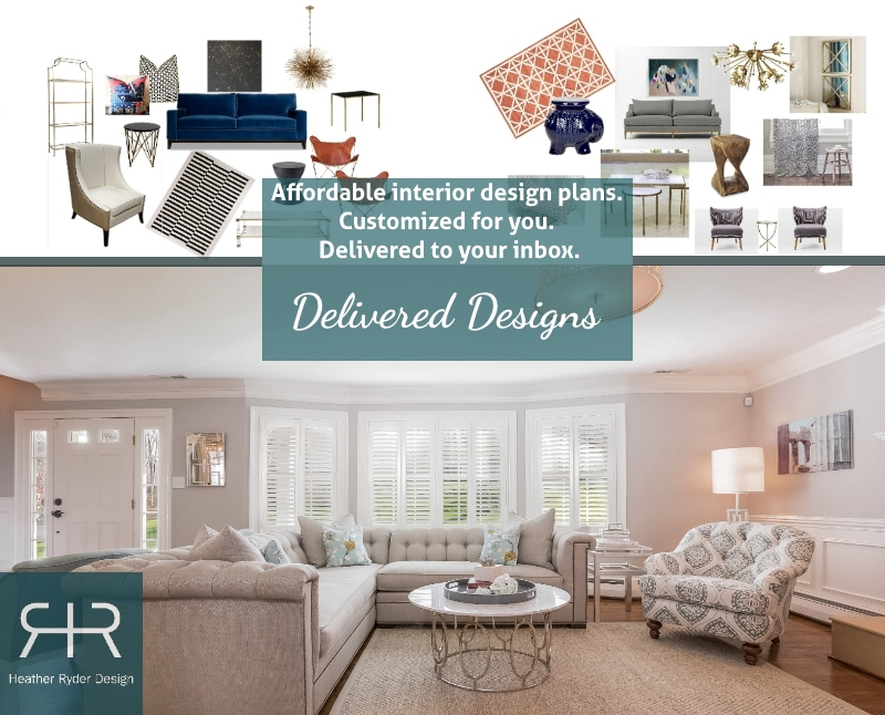 Delivered Designs by Heather Ryder Design